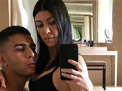 Younes Bendjima Leaks DMs From Scott Disick Trashing Kourtney Kardashian