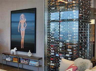 The Real Life Barbie Penthouse Will Hit The Market In Los Angeles