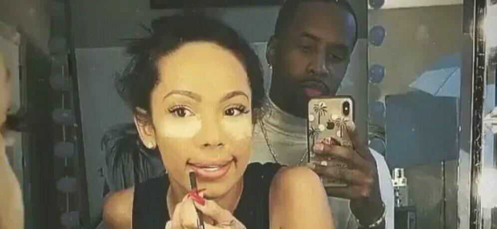 'LHH: ATL' Erica Mena Seemingly Admits To Damaging Safaree Samuels Property, Claims He Cheated