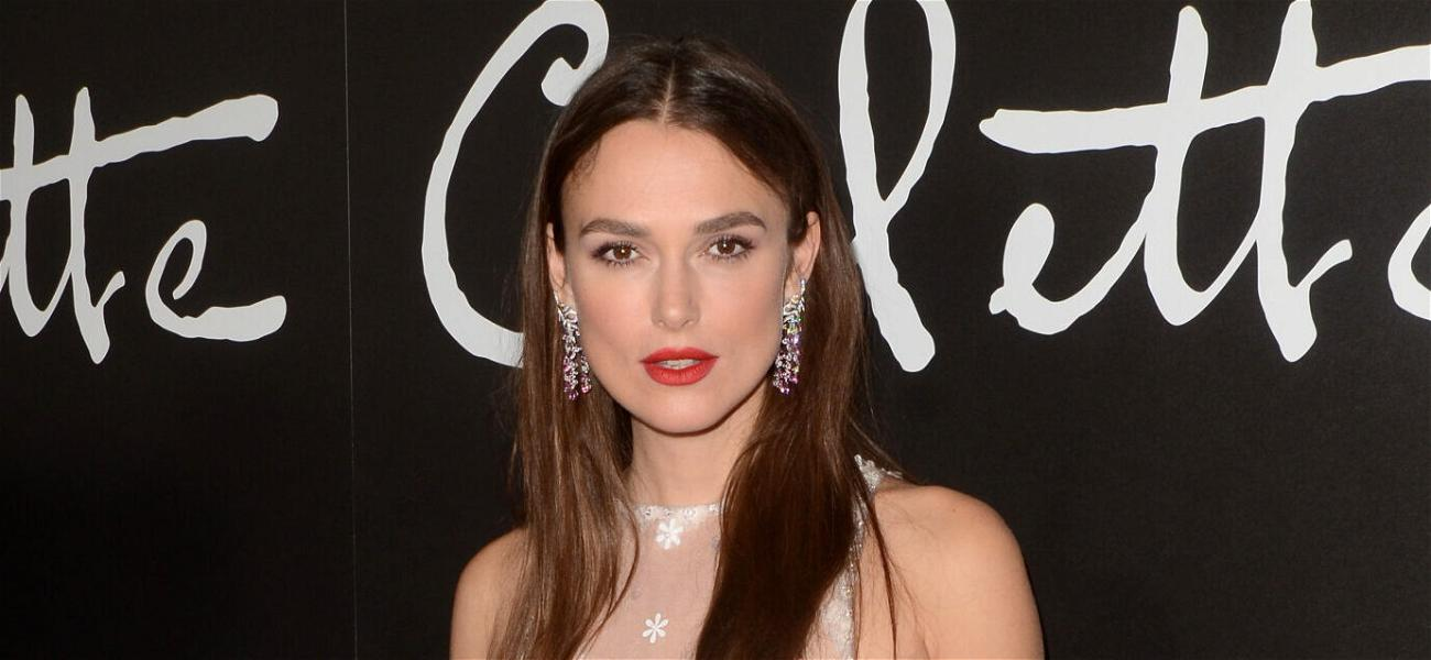 Keira Knightley's Agent's Bogus Signature Could Be Smoking Gun In Bizarre Hollywood Lawsuit