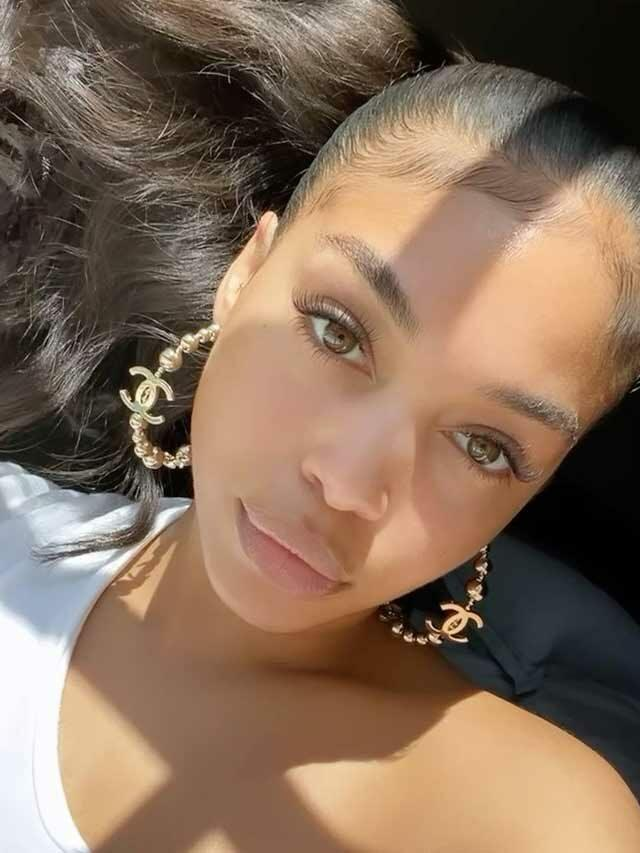 Lori Harvey Shares Details About Her New Skincare Line
