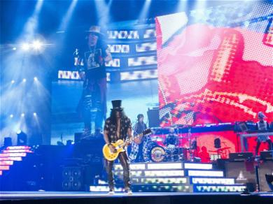 Guns N' Roses Release New Single, 'Absurd,' After 13 Years