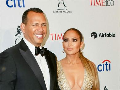 Alex Rodriguez Says He's 'Super Down To Earth' While Sitting On Red Porsche He Gifted J. Lo