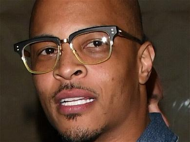 T.I. Arrested in Amsterdam While Celebrating 11th Anniversary With Tiny