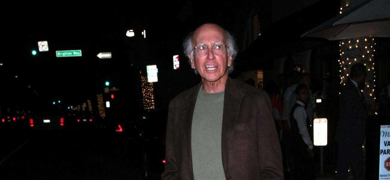 Larry David Gets In A Shouting Match With Alan Dershowitz At Grocery Store