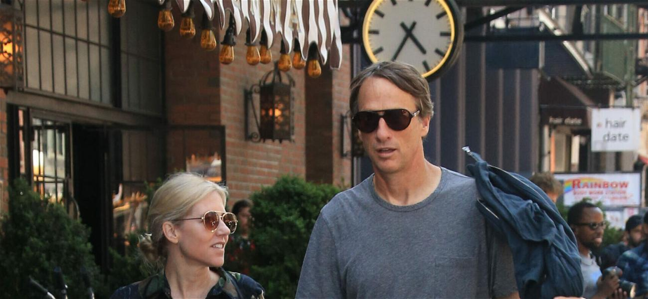 Tony Hawk Is Giving Fans A Chance To Buy Skateboards Containing His Blood