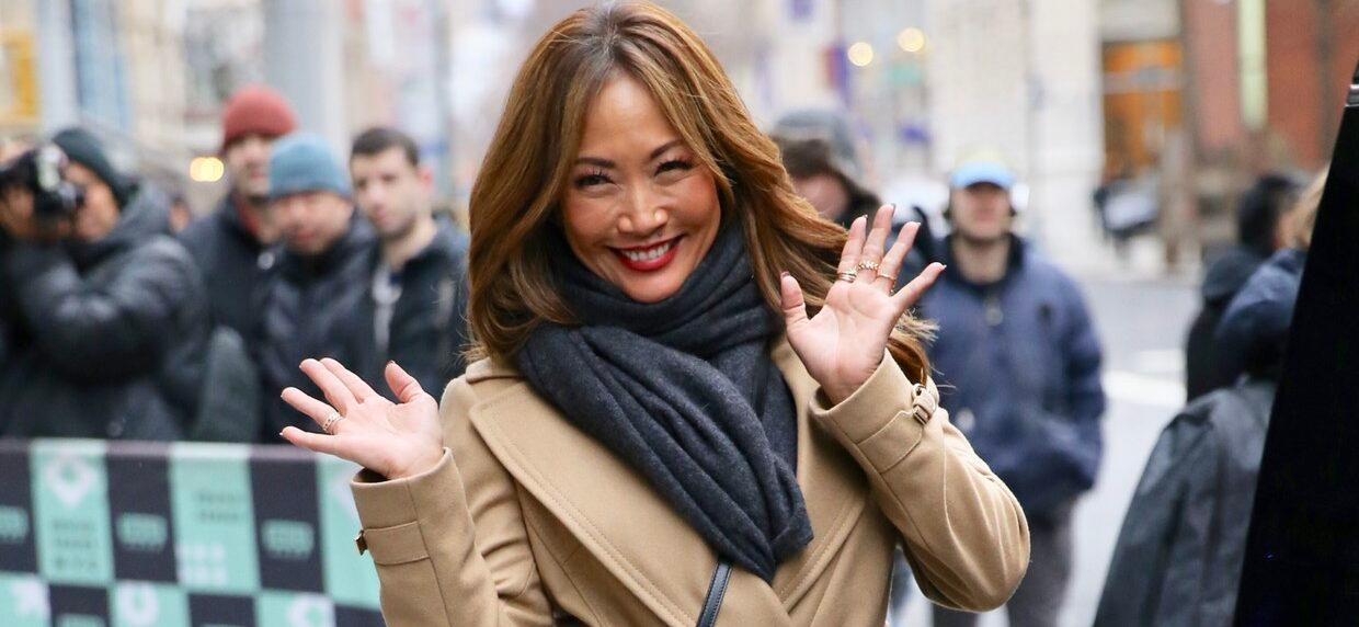 Carrie Ann Inaba Bids CBS' 'The Talk' Goodbye Due To Health Problems