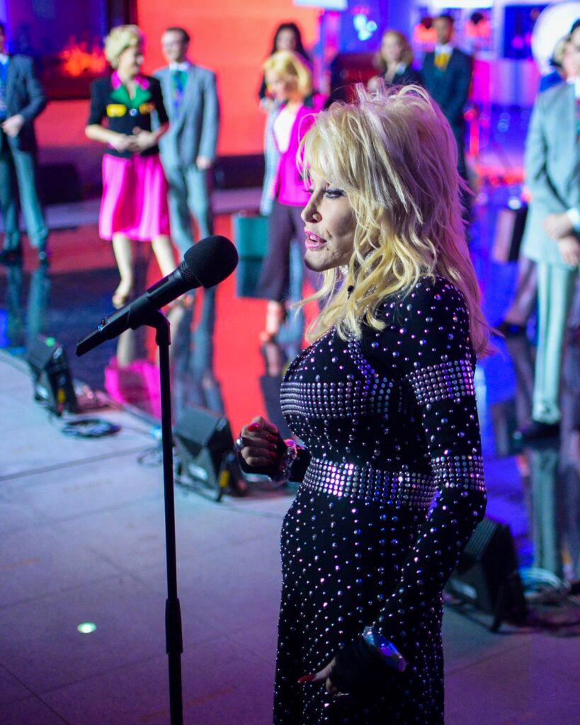 Dolly Parton appears BBC apos s The One Show
