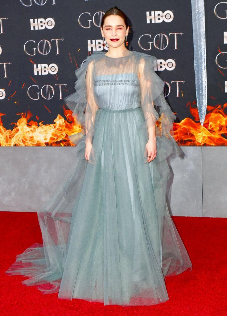 apos Game of Thrones apos New York Premiere