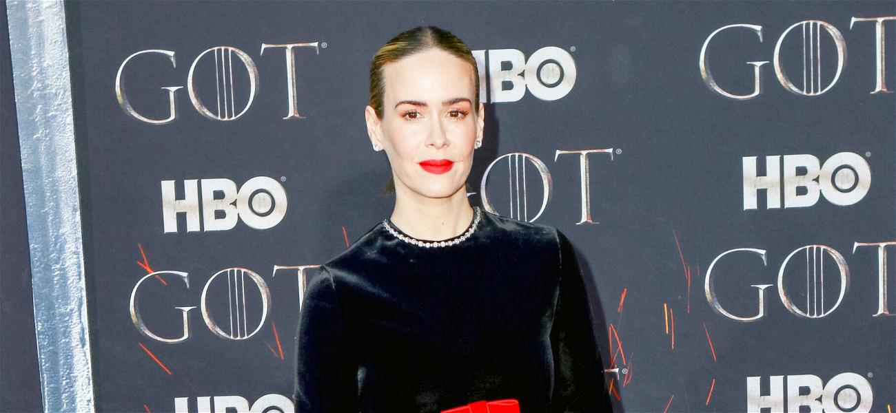 Sarah Paulson Says She Regrets Wearing A Padded Suit In This 2021 Movie