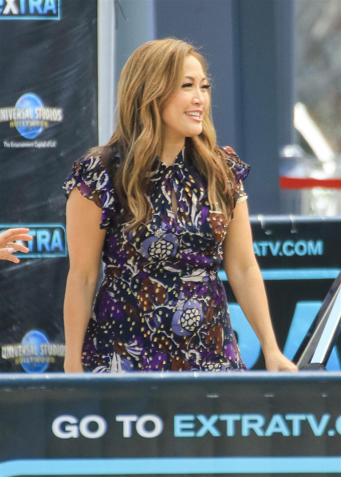 Carrie Ann Inaba at apos Extra apos