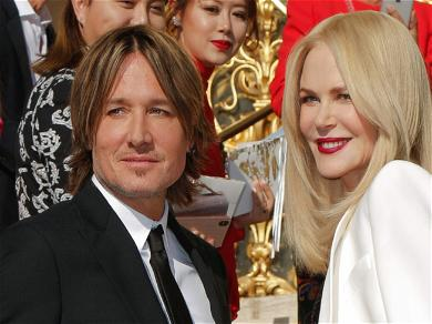 Here's How Keith Urban Really Feels When Nicole Kidman Films Sexual Scenes