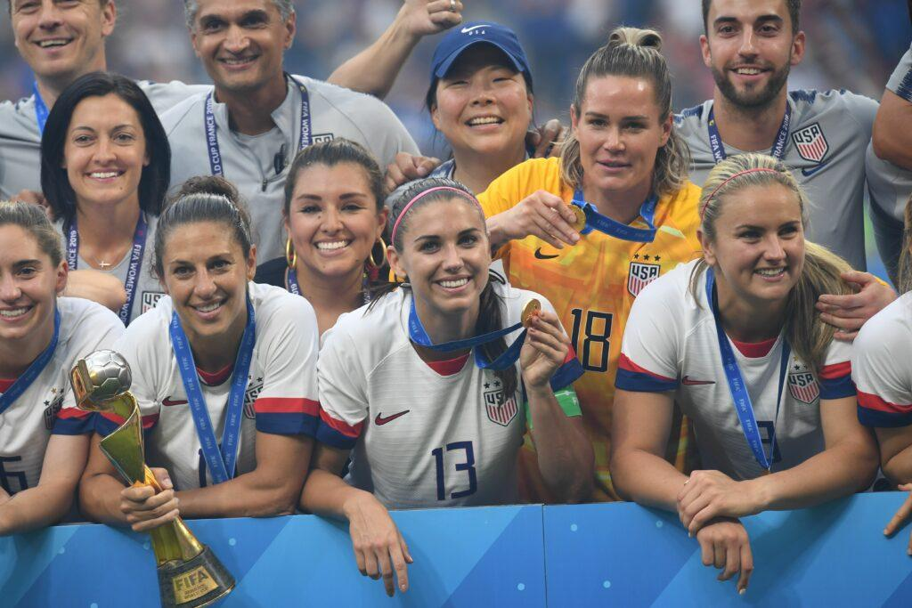 USA won the 2019 FIFA Women apos s World Cup in France