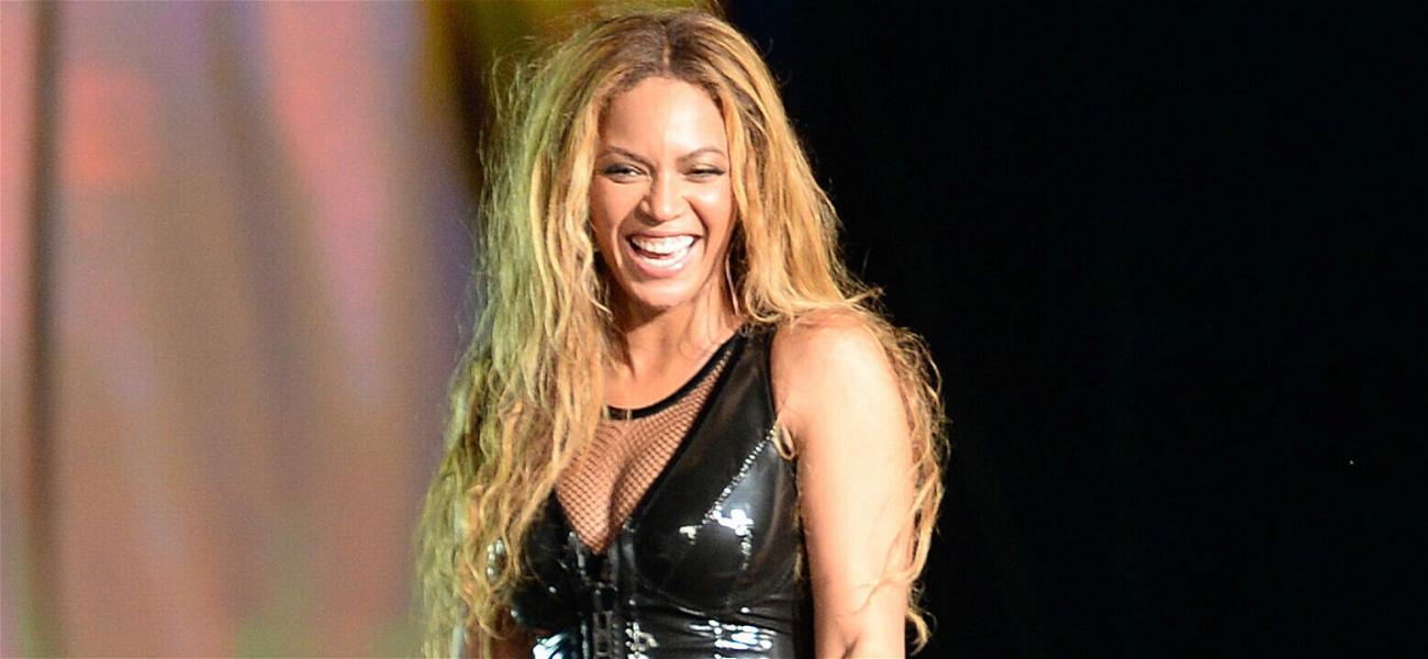 Beyoncé Rocks Sizzles In Little Black Dress & 'OTRII' Tour Hairstyle