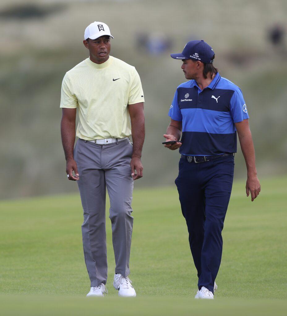 Open Golf Practice