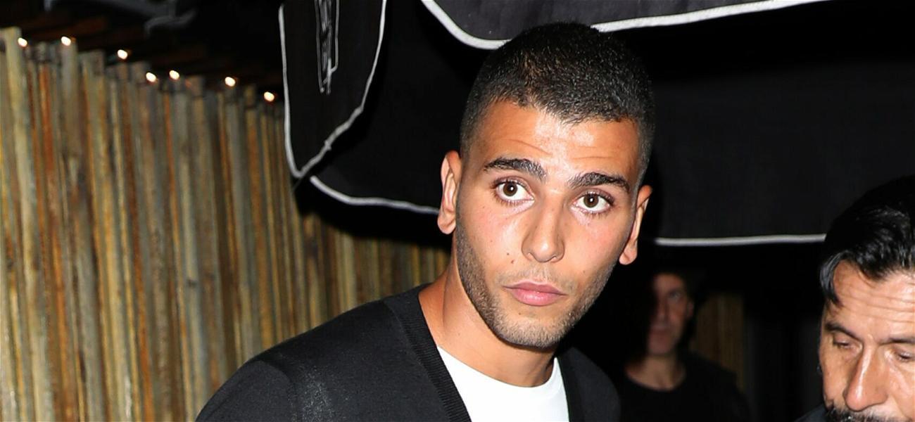 Twitter Shows Support For Younes Bendjima After He Defended Kourtney Kardashian & Travis Barker