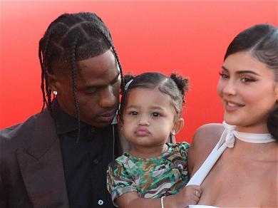 Twitter Reacts To Travis Scott's Latest Surprise for Daughter, Stormi Webster