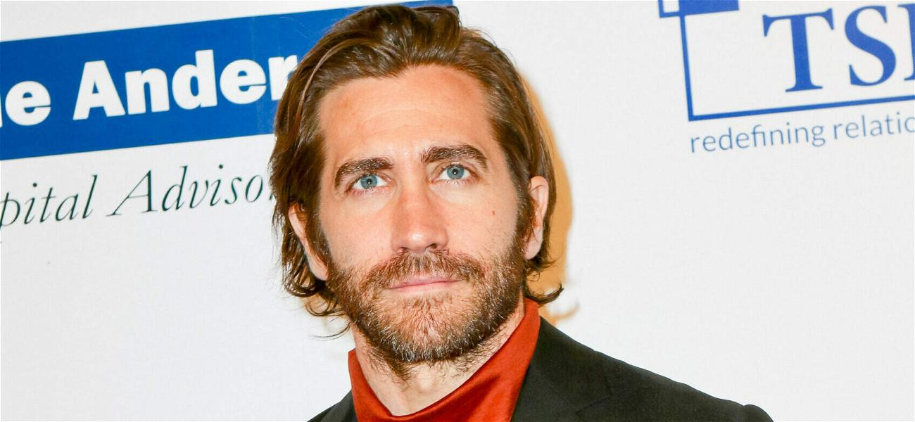Jake Gyllenhaal Is The Latest Celeb To Admit Bathing Is Not a Top Priority