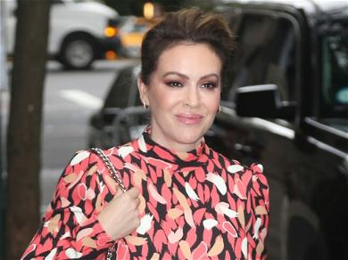 Alyssa Milano Saves Herself & Uncle's Life After Medical Emergency & Car Accident