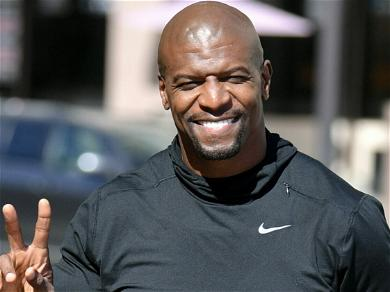 Terry Crews Latest Celebrity To Reveal Bathing Habits: 'If You Ain't Been Sweating You Don't Need To Shower'