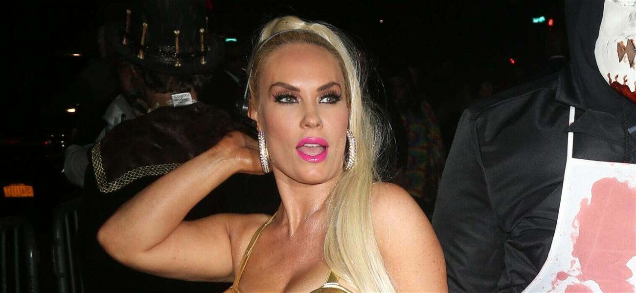 Coco Austin Reveals When She Plans To Quit Breastfeeding Amid Internet Backlash