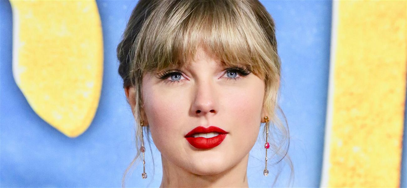Taylor Swift's Very First TikTok Post Has 'Lots Going On'