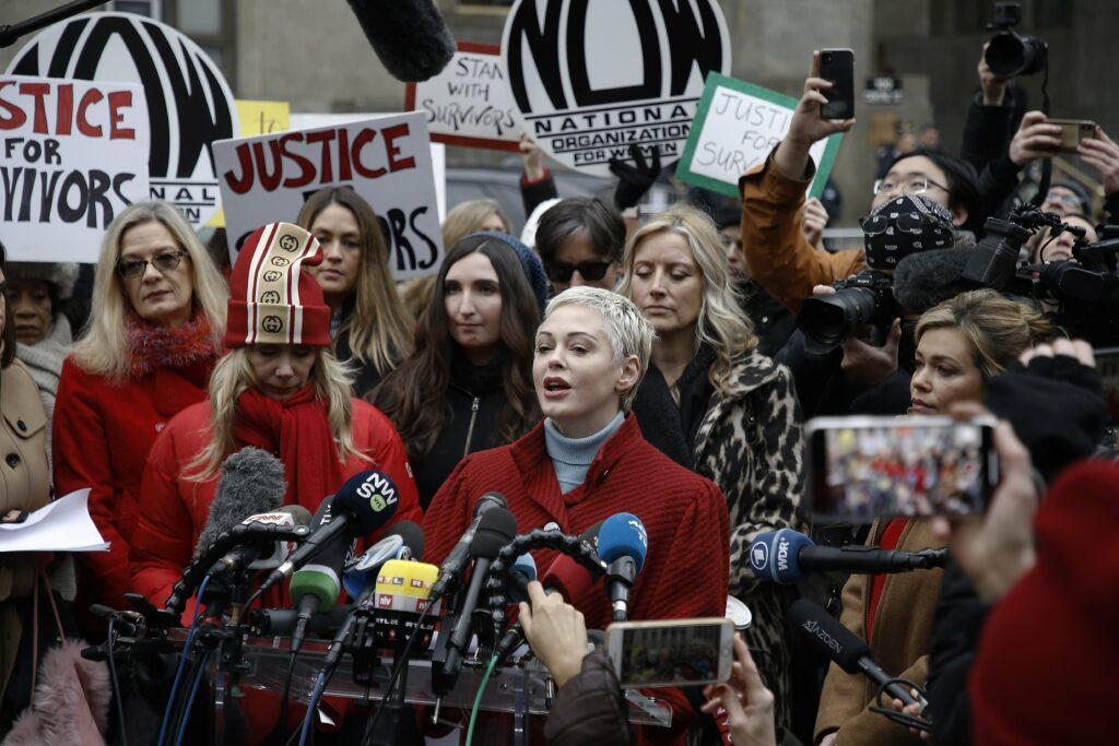 Harvey Weinstein apos s first trial day in New York