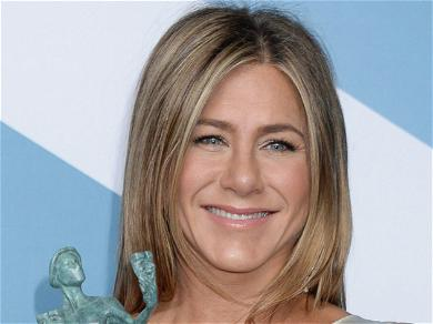 Jennifer Aniston's Rumored Romance With David Schwimmer May Be Getting Serious