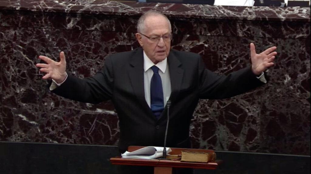 US Senate Floor Proceedings during the Impeachment Trial of US President Trump