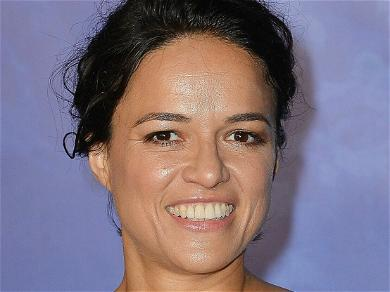 Michelle Rodriguez, 43, Wows In An Brown Bikini In Sizzling Yacht Photos