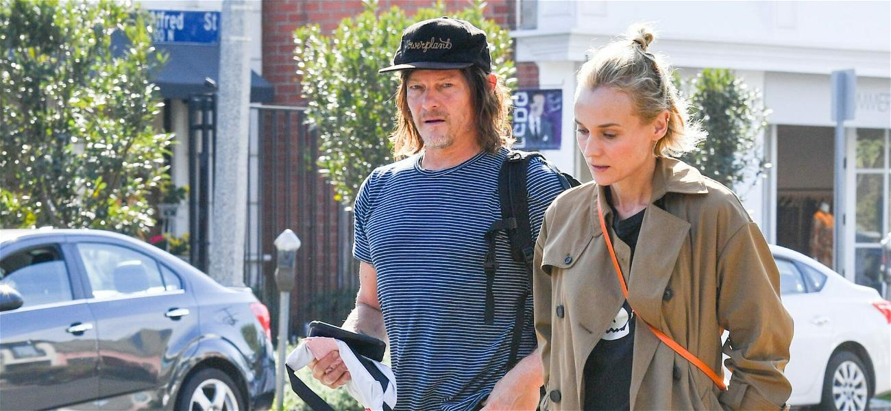 A Timeline Of Diane Kruger & Norman Reedus' Ongoing Five-Year Romance