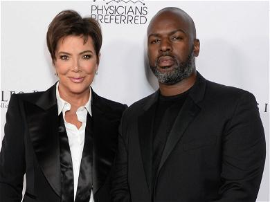Kris Jenner Reportedly Planning $2 Million Wedding With Corey Gamble