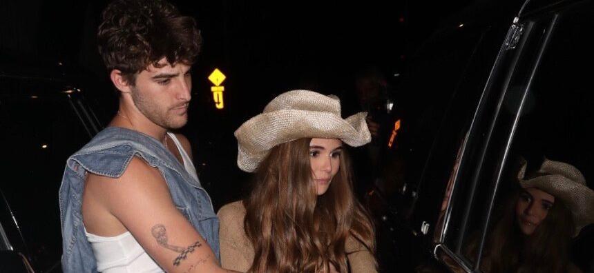 Olivia Jade & Boyfriend Jackson Guthy Split After 2 Years