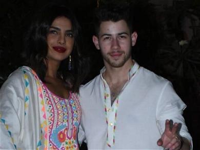 Nick Jonas Thinks Bikini-Clad Priyanka Chopra Is A 'Snack'