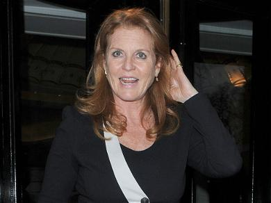 Sarah Ferguson Says She Often Spoke With Princess Diana About Eating Disorders