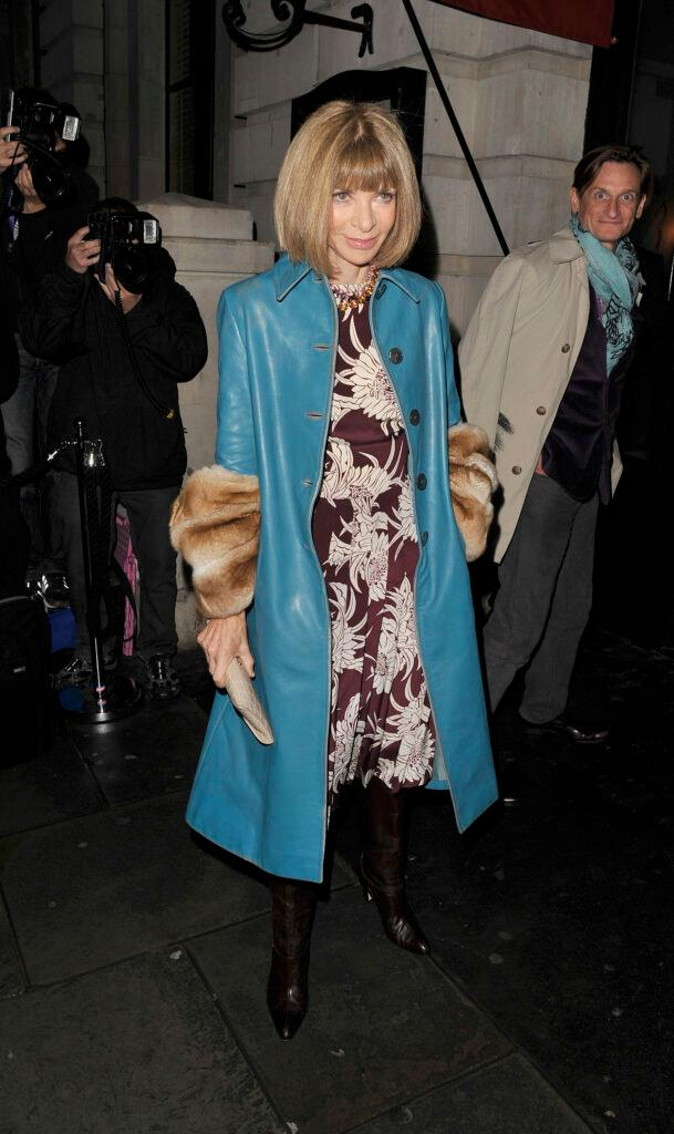 Celebrities attend the London Fashion Week s s 2014 Vogue Dinner