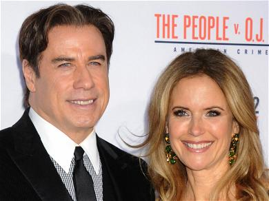 John Travolta Reveals Emotional Conversation With His Son After Kelly Preston's Death