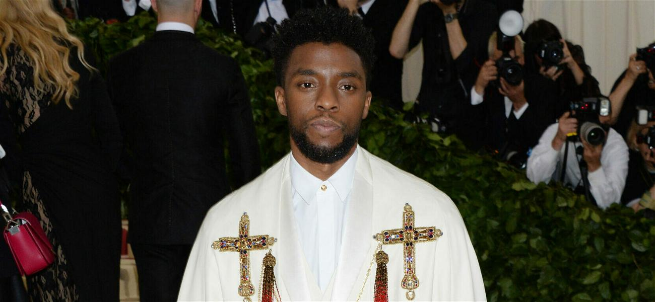 Chadwick Boseman's Death Sparked More Interest In Colon Cancer Testing, Early Detection