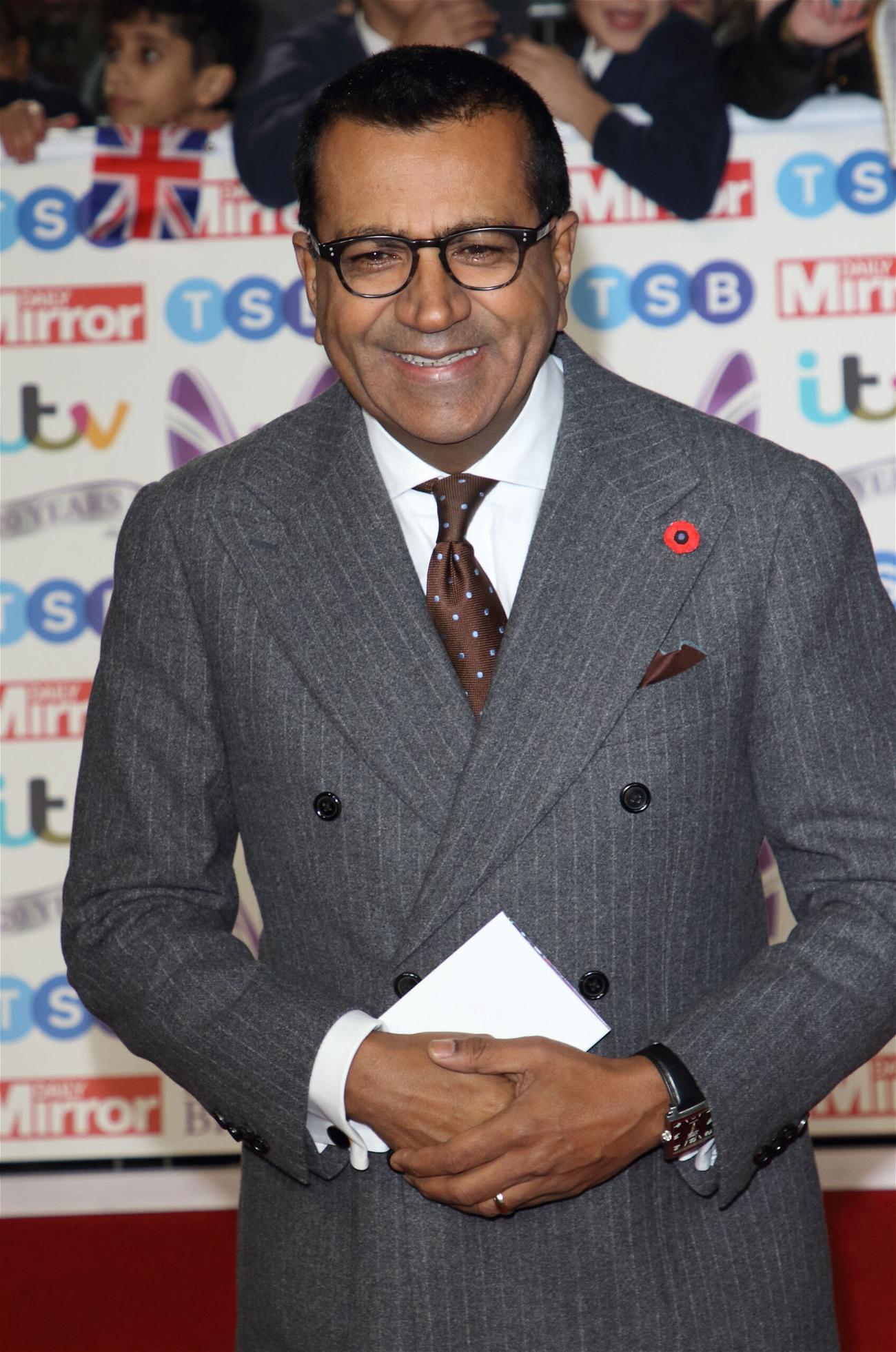 BBC says Martin Bashir is apos seriously unwell apos with coronavirus