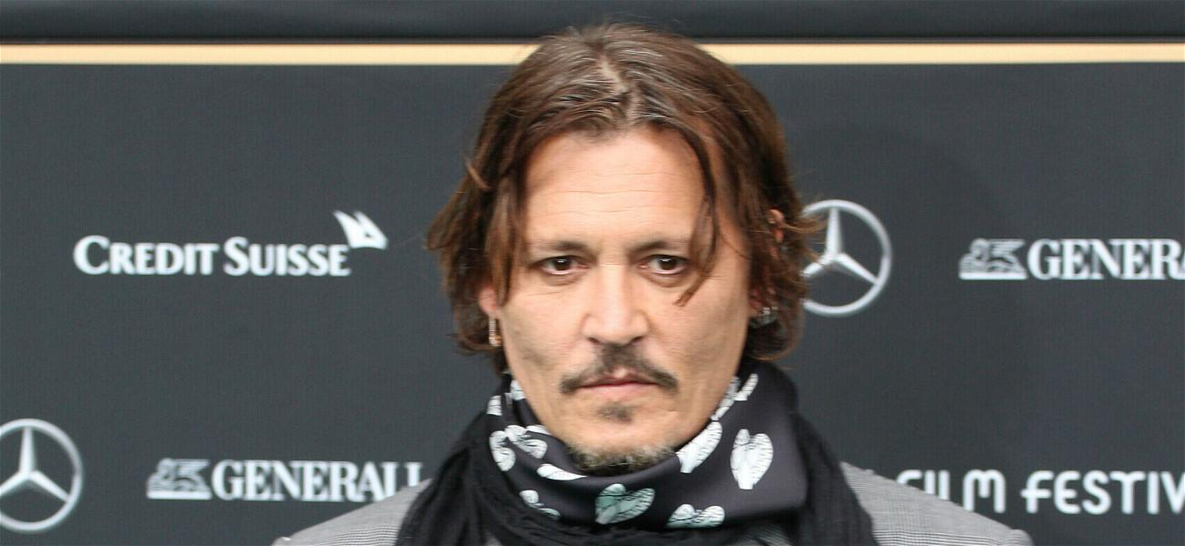 Johnny Depp Finally Speaks Out About Hollywood Boycott