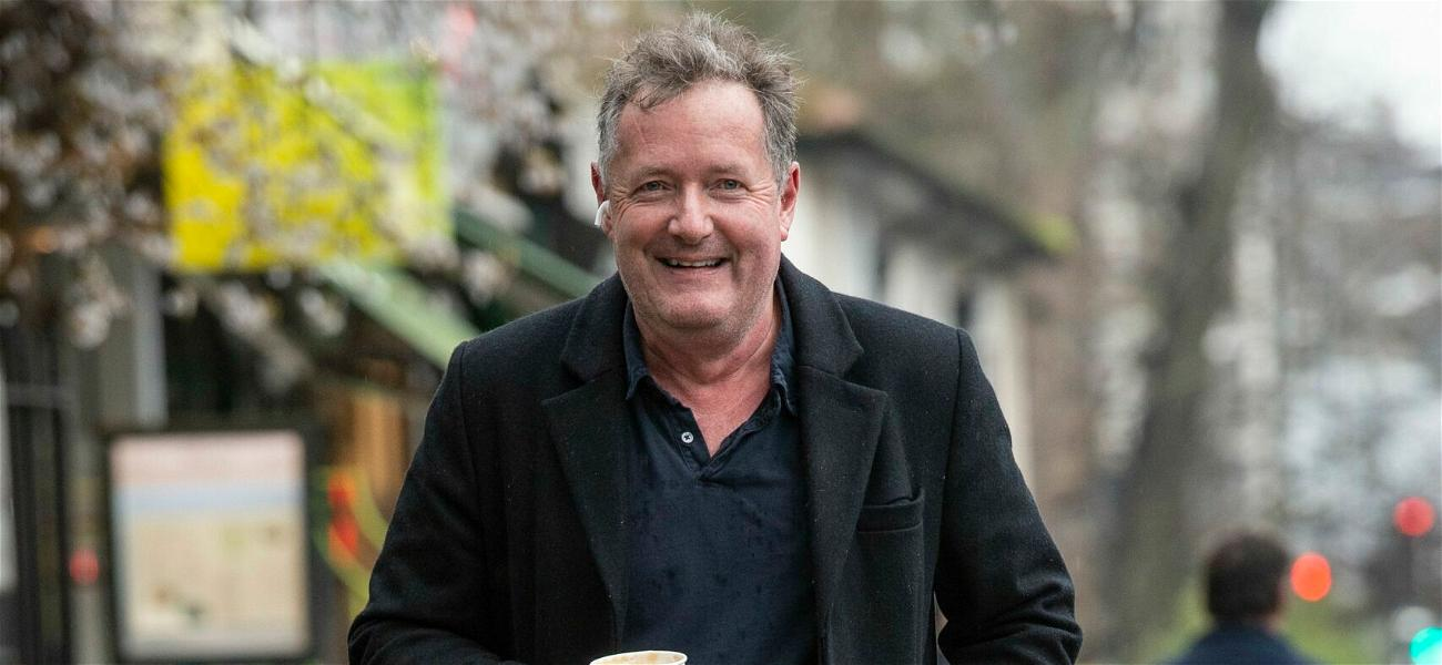 Piers Morgan Takes Aim at UK Swimmer, Adam Peaty, Over Mental Health Issues