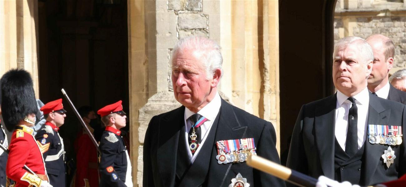 Prince Charles Does Not Want Prince Andrew Back In Royal Inner Circle