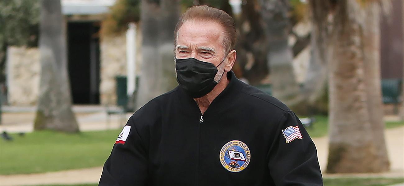 Arnold Schwarzenegger Says 'Screw Your Freedom' To Anti-Vaxxers