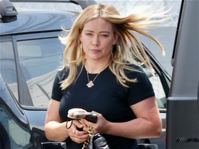 Actress Hilary Duff Comes Down With COVID-19 Again After Vaccine Shots