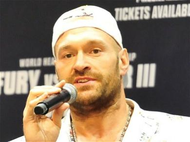 Tyson Fury Launches Fundraiser In Honor of Hospitalized Daughter, Raises Over $16K