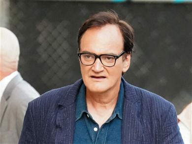 Quentin Tarantino Doesn't Give His Mom Any Cash Over Childhood Argument