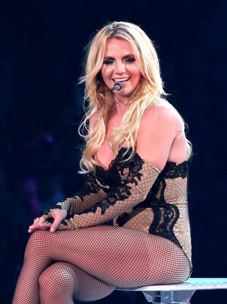 Britney Spears in Concert 2009-2011