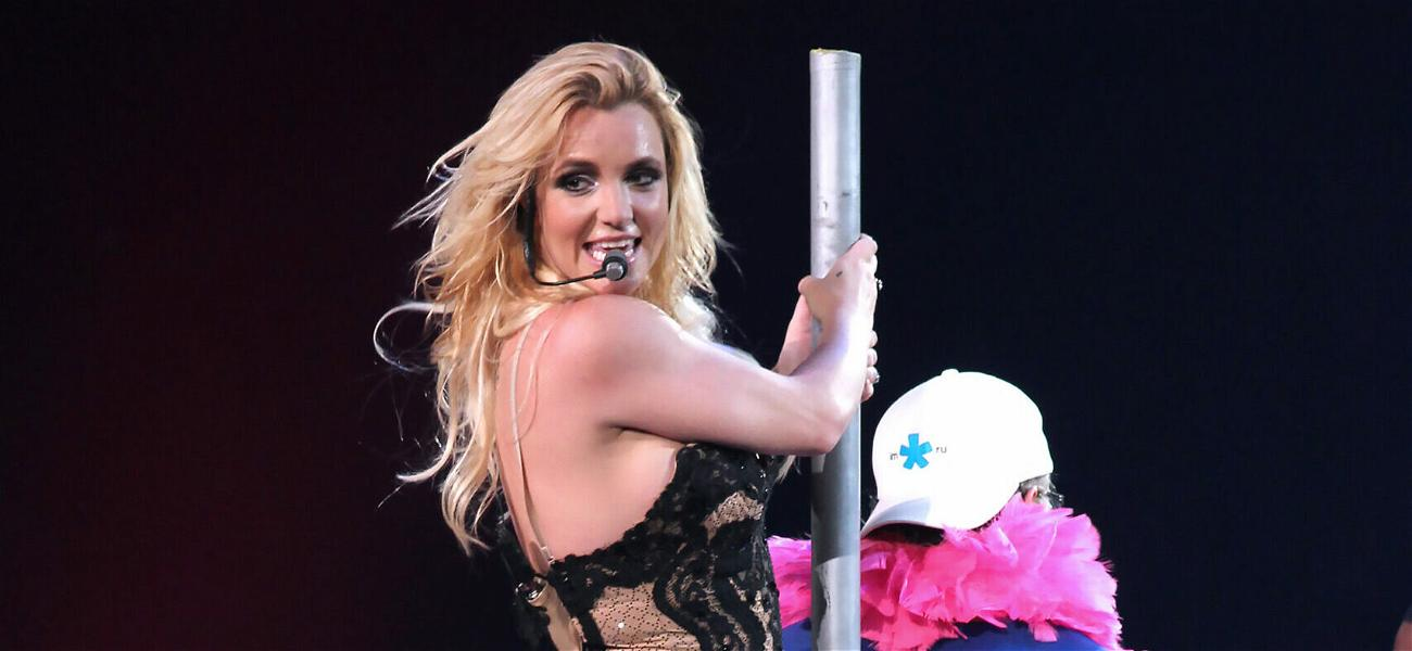 Britney Spears Promises One Day She'll 'Live On The Edge'