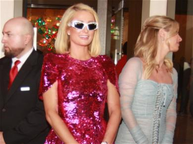 Paris Hilton Plans To Have HOW MANY Outfit Changes At Her Wedding?!