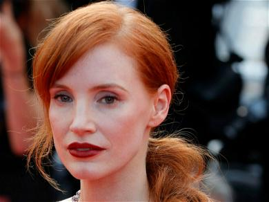 Jessica Chastain Thinks She Ruined Her Skin For 'The Eyes Of Tammy Faye' Role